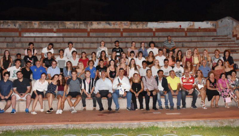 Giovani lionisti provenienti da tutto il mondo ospiti a Giarre