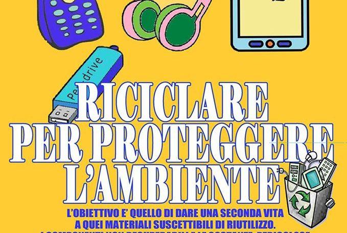 RICICLARE PER PROTEGGERE L'AMBIENTE