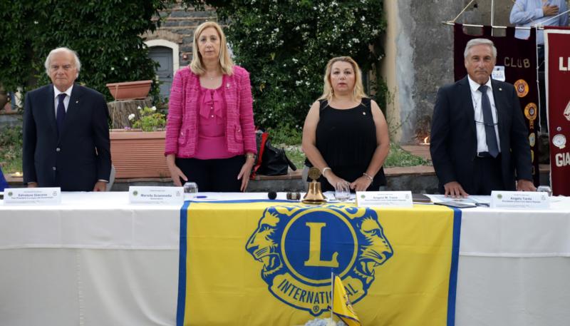 ANGELO TARDA PER CONFERMARE LA QUALITA' DEL LIONS GIARRE-RIPOSTO