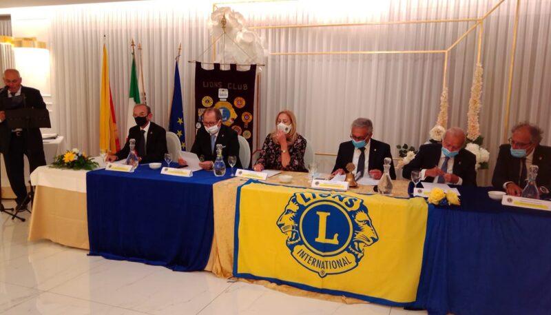 LIONS GIARRE-RIPOSTO, UNA 44^ CHARTER NIGHT DENSA DI AVVENIMENTI