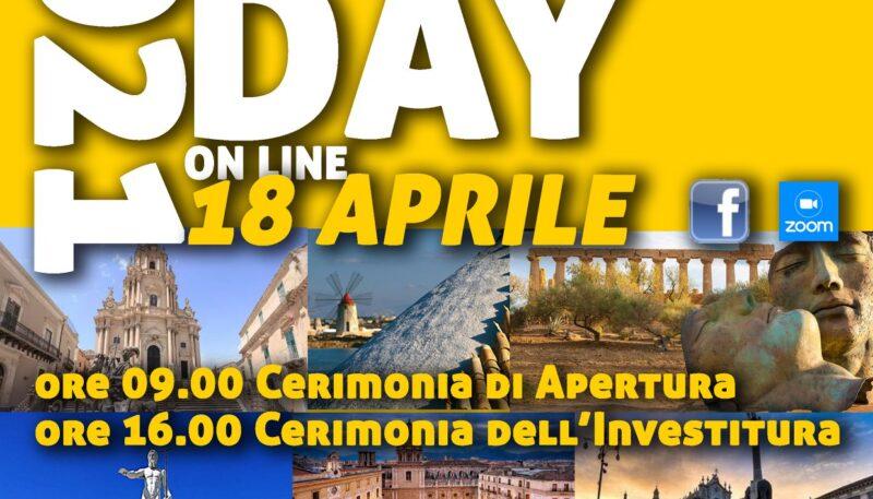 18 aprile LIONS DAY Distretto 108Yb su Zoom e su Facebook